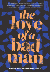 The Love of a Bad Man - cover
